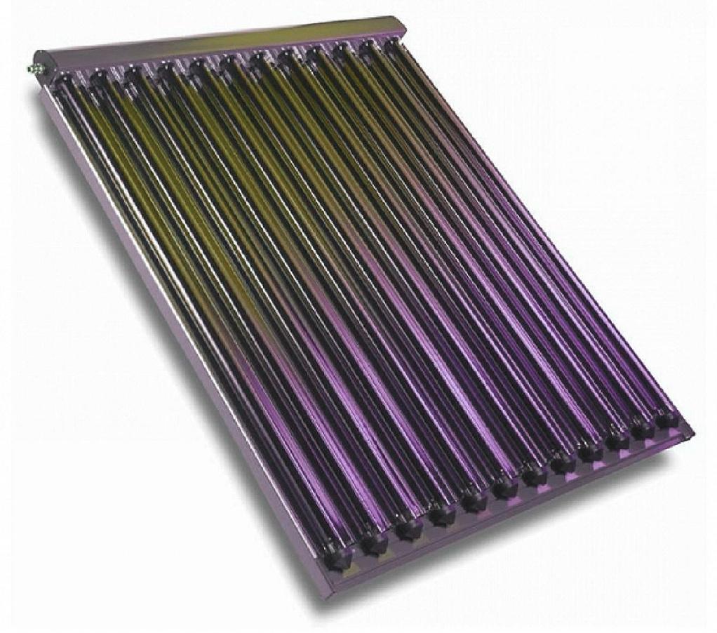 Pannello Solare Termico Resa : Solare termico itt energie