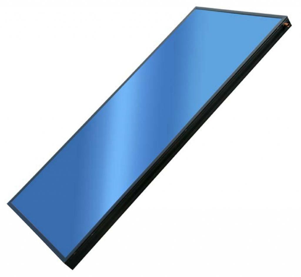 Pannello Solare Termico Fino : Solare termico itt energie